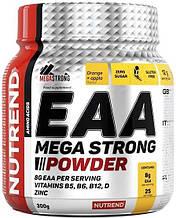 Комплексные аминокислоты Nutrend EAA Mega Strong Powder 300g ананас+груша