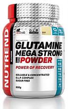 Аминокислоты глютамин Nutrend GLUTAMINE 500 g