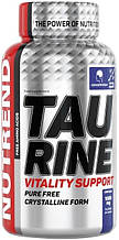 Аминокислоты таурин Nutrend TAURINE caps 120 caps