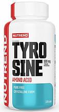 Амінокислоти тирозин Nutrend TYROSINE tabs 120 tablets