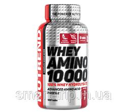 Комплексные аминокислоты Nutrend WHEY AMINO 10000 100 tablets