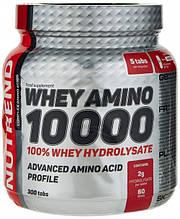 Комплексные аминокислоты Nutrend WHEY AMINO 10000 300 tablets