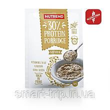 Белковая овсяная каша Nutrend Protein Porridge 5x50g натуральная