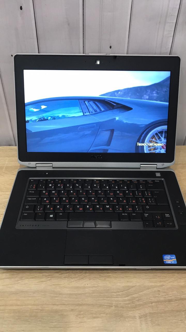"""Ноутбук 14"""" Dell Latitude E6430 (i7-3520U 4х3.60 Ghz/ 4Gb DDR3/ HDD 320Gb/ HD 4000/ HD/ 2 часа 30 мин)"""