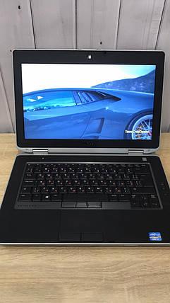 """Ноутбук 14"""" Dell Latitude E6430 (i7-3520U 4х3.60 Ghz/ 4Gb DDR3/ HDD 320Gb/ HD 4000/ HD/ 2 часа 30 мин), фото 2"""