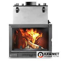 Каминная топка KAWMET W1 CO (18.7 kW) с водяным контуром, фото 2