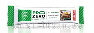 Протеиновый батончик Nutrend PROZERO 65 г миндально-фисташковій пирог