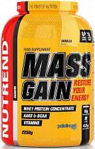 Гейнер Nutrend MASS GAIN 2250g шоколад+кокос