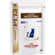 Royal Canin Gastro Intestinal Feline 100g нарушение пищеварения 12шт