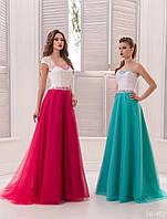 Вечернее платье (2) для выпускных вечеров и свидетельниц (цвета - в ассортименте)
