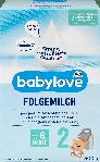Детское молоко с 6 месяцев Babylove Folgemilch 2, 500 гр