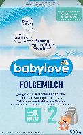 Детское молоко с 6 месяцев Babylove Folgemilch 2, 500 гр, фото 1