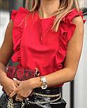Летняя блуза женская красивая, фото 3