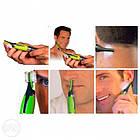 Триммер для стрижки волос Micro Touch Max, триммер с подсветкой, фото 4