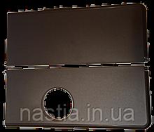 17001207+17001209 Комплект кришок(чорні), Minuto