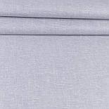 """Отрез ранфорса  с принтом """"Имитация рогожки"""" серого цвета, размер 110*240 см, фото 2"""
