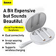 Навушники Bluetooth BASEUS Encok W05, фото 7
