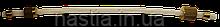 11025406 Тефлонова трубка(гайка-гайка), d=3x6mm, L=250mm, Phedra Evo