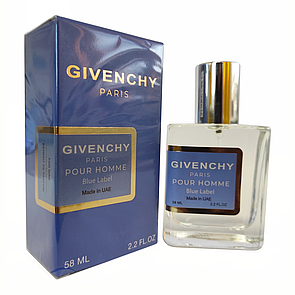 Givenchy Pour Homme Blue Label Perfume Newly мужской, 58 мл