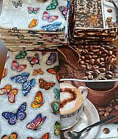 Салфетка кухонная вафельная, фото 1