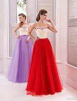 Вечернее платье (5) для выпускных вечеров и свидетельниц (цвета - в ассортименте)