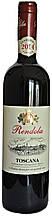 """Вино """"Rosso Toscano Rendola"""" 2014"""