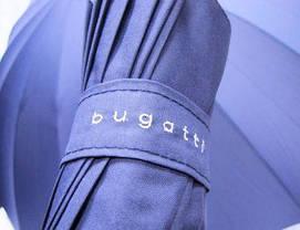 Зонт 71763 003BU Bugatti чоловічий. Тростина механіка, фото 3