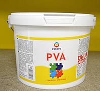 Универсальный клей  ПВА для внутренних работ Liim PVA Eskaro   (2,5 л), фото 1