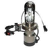 Биксеноновая лампа PLUTON 3000 50W H4Hi/Low; 6000K/5000K/4300K, фото 1