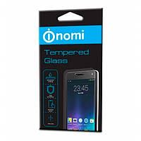 Защитное стекло на весь экран для Nomi i5010 Evo M