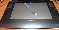 Графический планшет Wacom Intuos 3 A5 (PTZ-630) бу