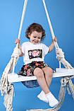Спідниця-шорти для дівчинки, фото 2