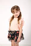 Спідниця-шорти для дівчинки, фото 3
