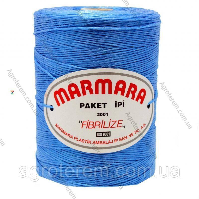 Шпагат Мармара 650 г синяй