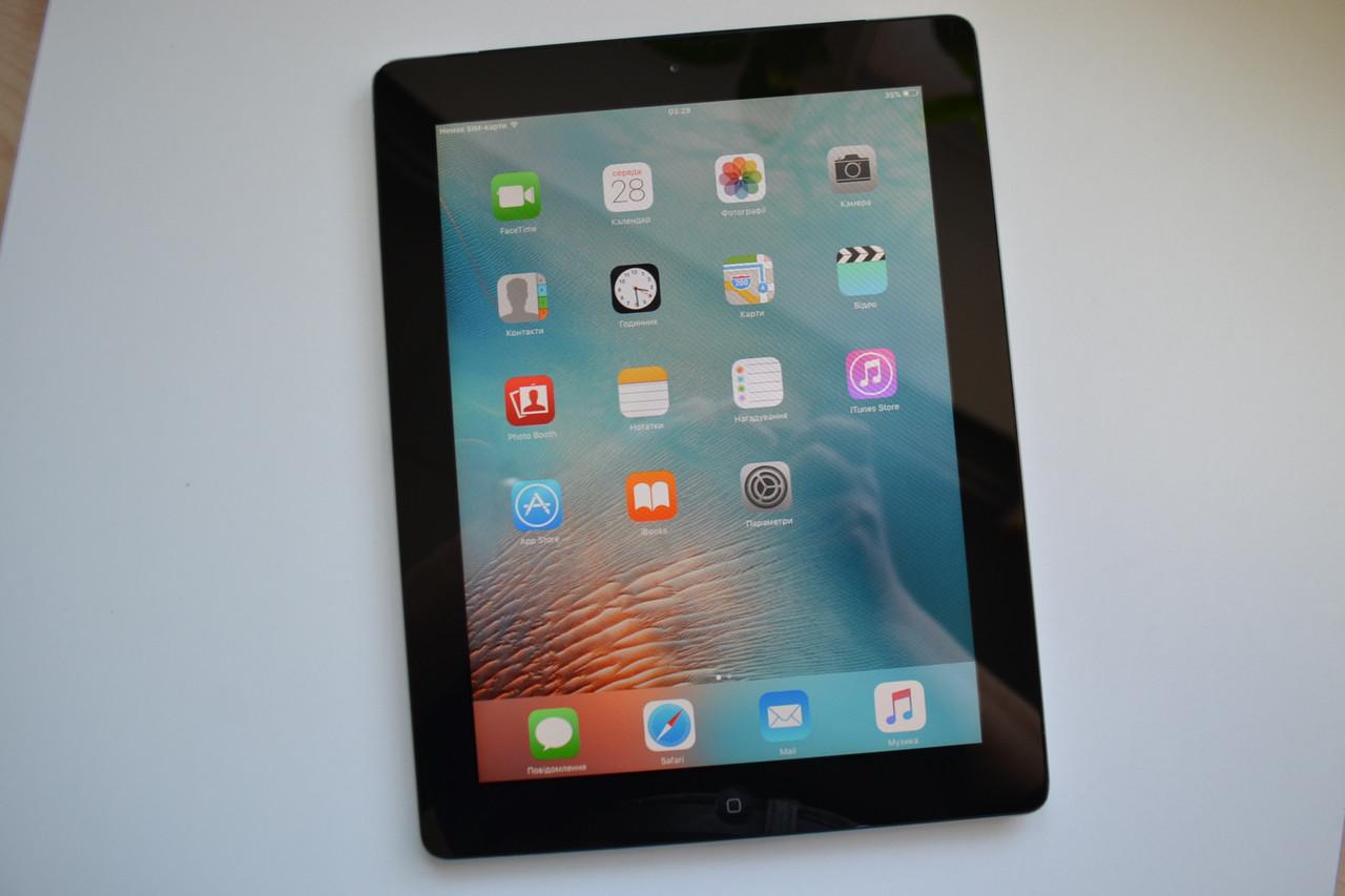Планшет Apple Ipad 2 Wi-Fi + 3G 32Gb Black A1396 Оригінал! 