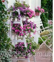 Необычное вертикальное кашпо для цветов