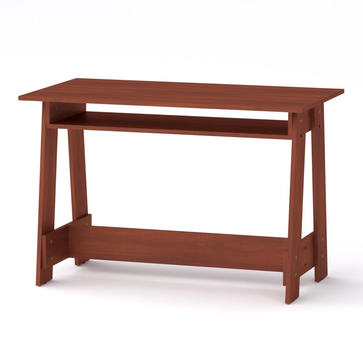 Кухонный стол КС - 12 с дополнительной полкой