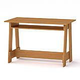 Кухонний стіл КС - 12 з додатковою полицею, фото 6