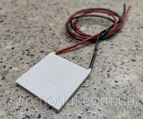 MT0,81-0,7-143S (40х40) Термоелектричний охолоджуючий модуль Пельтьє, фото 2