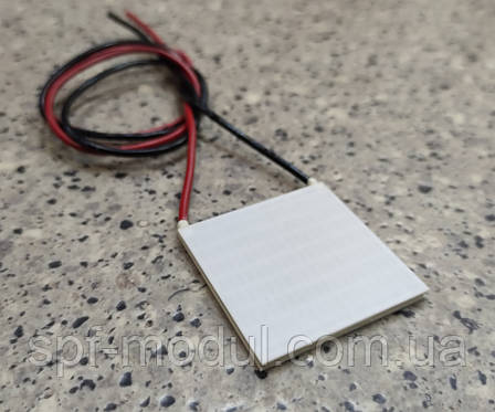 MT0,81-0,7-143S (40х40) Термоэлектрический охлаждающий модуль Пельтье, фото 2