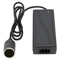 Адаптер 220В/12В 6А 72Вт BX-1206000 с сети на прикуриватель