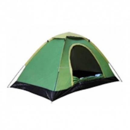 Палатка туристична автоматичне складання 4-х місна 2*2 Tent Auto, фото 2