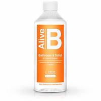 Alive B Аливе В Лучшее безопасное средство для ванной комнаты туалета bathroom toilet  бытовая химия