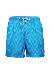 Пляжные шорты мужские IslandHaze Waves Размер XXL (327)