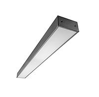 Світильник стельовий лінійний Philips RC095V LED30S/840 PSU W12L120 Grey RCA, IP 20