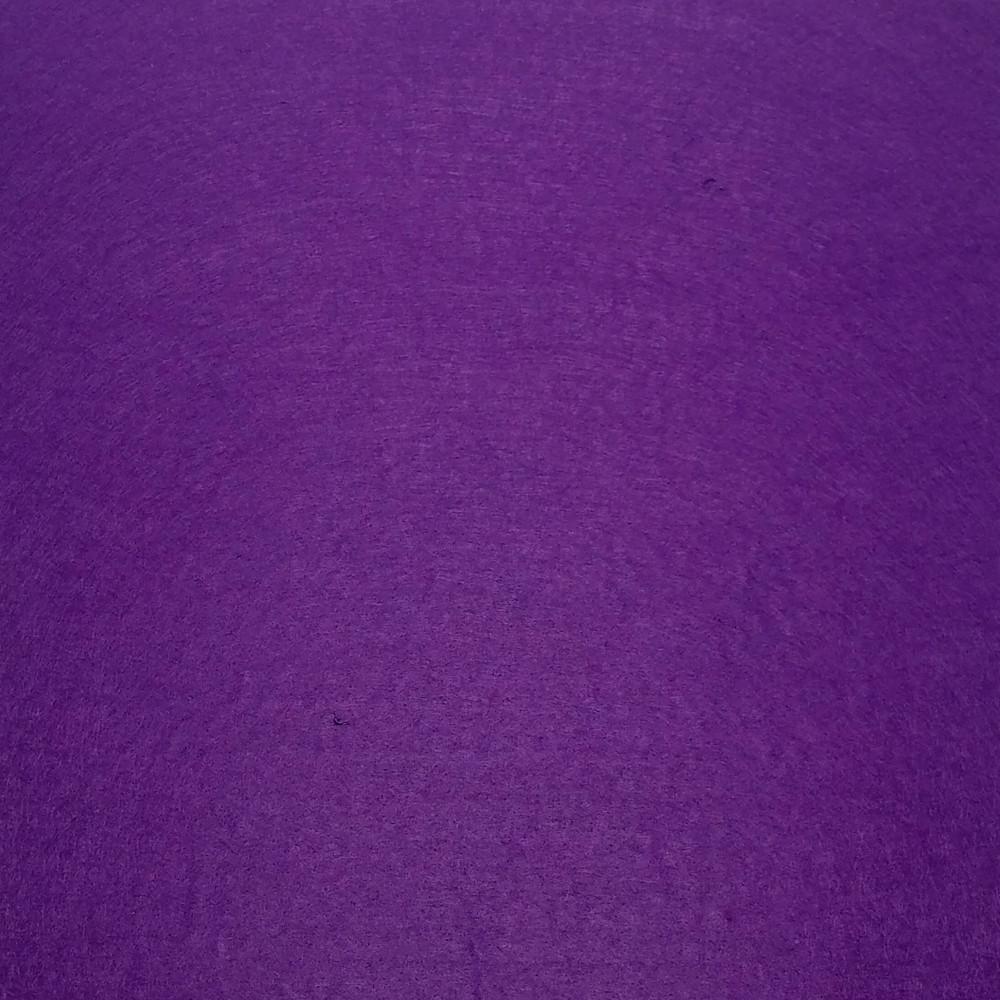 Фетр жесткий 2 мм, 50x33 см, ФИОЛЕТОВЫЙ, Китай