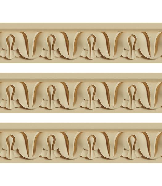 Декор для мебели - декоративный элемент Carving Decor MD 1435 BT