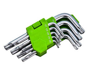 Набор ключей TORX Alloid HT-0912 T10-T50 9 шт