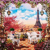Набор для вышивки бисером Весна в Париже