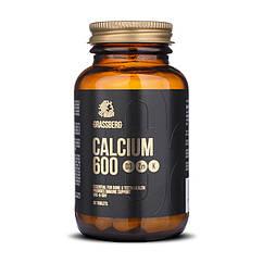 Комплекс витаминов Grassberg Calcium 600 D3 + Zn + K 60 таблеток